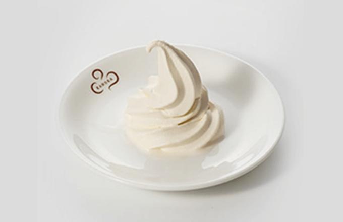 ミニソフトクリーム +¥200